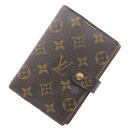 LOUIS VUITTON agenda PM R20004 notebook cover monogram canvas Lady's fs3gm