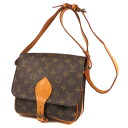 LOUIS VUITTON cult 22, Cher M51253 shoulder bag monogram canvas Lady's fs3gm