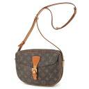 LOUIS VUITTON ジュヌフィーユ M51225 shoulder bag monogram canvas Lady's