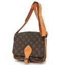 LOUIS VUITTON cult 26, Cher M51252 shoulder bag monogram canvas Lady's fs3gm