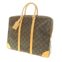 LOUIS VUITTON Porto ドキュマン ヴォワヤージュ M53361 business bag monogram canvas men fs3gm