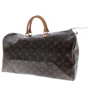 40 LOUIS VUITTON speedy M41522 Boston bag monogram canvas unisex