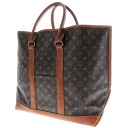 LOUIS VUITTON weekend GM M42420 tote bag monogram canvas unisex fs3gm