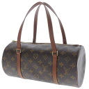 LOUIS VUITTON papillon porch 付旧 M51385 handbag monogram canvas Lady's fs3gm