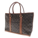LOUIS VUITTON weekend PM M42425 tote bag monogram canvas unisex fs3gm