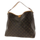 LOUIS VUITTON D light full MM M40353 shoulder bag monogram canvas Lady's fs3gm