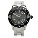 TECHNOS round case watch stainless steel men fs3gm