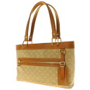 LOUIS VUITTON ルシーユ PM M92684 shoulder bag micro monogram canvas Lady's fs3gm