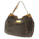 LOUIS VUITTON gully gills PM M56382 shoulder bag monogram canvas Lady's fs3gm