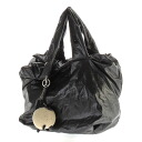 SEE BY CHLOE autumn of 2011 winter Joey rider sheep charm tote bag nylon material Lady's fs3gm with