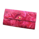 LOUIS VUITTON ポルトフォイユ Sarah splashed patterns flower M90022 long wallet (there is a coin purse) モノグラムヴェルニレディース fs3gm