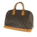 LOUIS VUITTON Al Mar M51130 handbag monogram canvas Lady's fs3gm