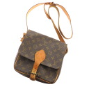 22 LOUIS VUITTON Cal Toshi yell M51253 shoulder bag monogram canvas Lady's fs3gm