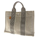 HERMES トワルアッシュ PM tote bag canvas unisex fs3gm upup7