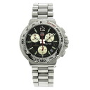 1 TAG HEUER four Muller indie 500 commemorative watch stainless steel men fs3gm