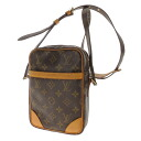 LOUIS VUITTON ダヌーブ M45266 shoulder bag monogram canvas Lady's fs3gm