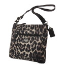 COACH F77429 leopard pattern long shoulder shoulder bag nylon material Lady's upup7