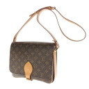 LOUIS VUITTON Cal Toshi yell M51252 shoulder bag monogram canvas Lady's upup7