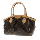 LOUIS VUITTON Tivoli PM M40143 handbag monogram canvas Lady's upup7