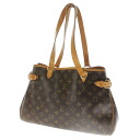 LOUIS VUITTON バティニョールオリゾ M51145 shoulder bag monogram canvas Lady's upup7