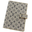 LOUIS VUITTON system notebook PM notebook cover micro monogram canvas Lady's upup7