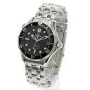 OMEGA Cima star 300M watch stainless steel Boys upup7