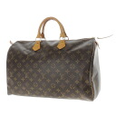 40 LOUIS VUITTON speedy M41522 Boston bag monogram canvas unisex upup7