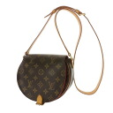 LOUIS VUITTON case tambourin M51179 shoulder bag monogram canvas Lady's upup7