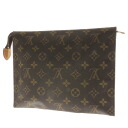 LOUIS VUITTON bosh toilette M47544 makeup porch monogram canvas Lady's upup7