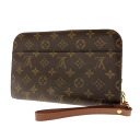 LOUIS VUITTON Orsay M51790 second bag monogram canvas men upup7