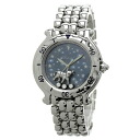 Chopard happy sports / diamond watch stainless steel Lady's upup7