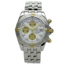 BREITLING Kurono mat evolution watch stainless steel men upup7