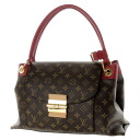 LOUIS VUITTON オランプ M40732 shoulder bag monogram canvas Lady's upup7