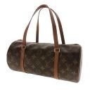 LOUIS VUITTON papillon porch 付旧 M51385 handbag monogram canvas Lady's upup7