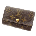 6 LOUIS VUITTON ミュルティクレ M62630 key case monogram canvas Lady's upup7