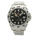 2 216570 ROLEX Explorer watch stainless steel men upup7