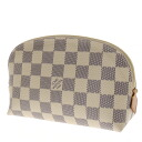 LOUIS VUITTON pochette cosmetics N60024 makeup Pau Mie Chida canvas Lady's upup7