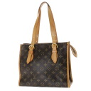 LOUIS VUITTON ポパンクール オ M40007 shoulder bag monogram canvas Lady's upup7