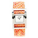 FENDI turn-type watch stainless steel Lady's upup7