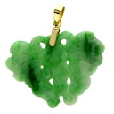 SELECT JEWELRY Jade pendants K18 gold ladies upup7