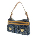 LOUIS VUITTON dune buggy PM M95049 shoulder bag monogram denim Lady's upup7