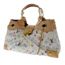 LOUIS VUITTON Ursula M40123 tote bag monogram multicolored Lady's upup7