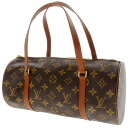 30 LOUIS VUITTON papillon old M51366 handbag monogram canvas Lady's upup7