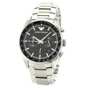 Authentic Emporio Armani AR5980 Watch Stainless  Quartz Men