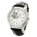Authentic ZENITH Grand Chronomaster XXT Open Back Watch Stainless  an automatic Men