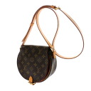 Authentic LOUIS VUITTON  Suck tambourin M51179 Shoulder Bag Monogram canvas