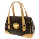 LOUIS VUITTON Beverly GM M40120 handbag monogram canvas Lady's upup7