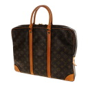 2 LOUIS VUITTON ヴォワヤージュ compartment briefcase M53362 business bag monogram canvas men upup7