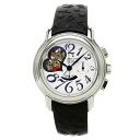 Authentic ZENITH Chronomaster Star Open Heart 03.1230.4021 Watch Stainless Rubber an automatic Women