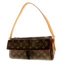 LOUIS VUITTON ヴィヴァシテ MM M51164 shoulder bag monogram canvas Lady's upup7